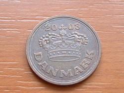 DÁNIA 50 ÖRE 2003  S+V