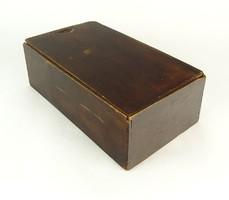 0Q154 Régi fa varrós doboz