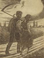 0Q230 Gimessy Gémes J. jelzéssel : Hazafelé 1935
