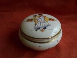 Fischer porcelán bonbonier