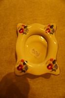 Kalocsai porcelán fényképtartó eladó.
