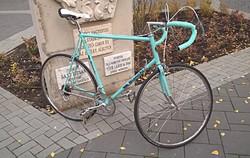 Bianchi Celeste 1983 Campagnolo