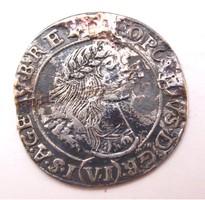I. Lipót VI krajcár 1669 KB