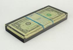 0Q538 Amerikai Dollár íróasztali levélnehezék