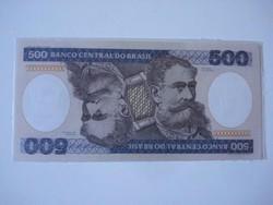 Brazilia 500 cruzeiros