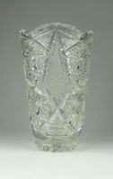 0Q851 Kristály váza 16 cm