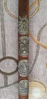 Sétabot, túrabot 90 cm hosszú Mátrafüred felirattal