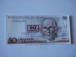 Brazilia 50 cruzados