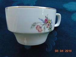 Hibátlan Hollóháza teás csésze