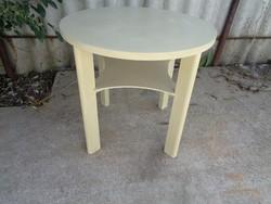 Art deco asztal shabby stílusban