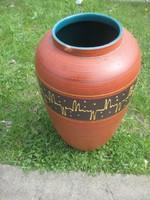 Padlóváza - Német kerámia.46 cm