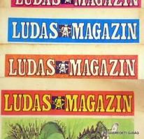 1977 február -  /  LUDAS MAGAZIN  /  SZÜLETÉSNAPRA RÉGI EREDETI ÚJSÁG Szs.:  4364