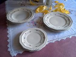 Haas & Czjzek tányérok