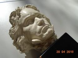 1939-Rosenthal Beethoven büszt-Mathias tervezte-Selb Kunstabteilung