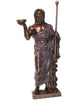 Aesculapius szobor