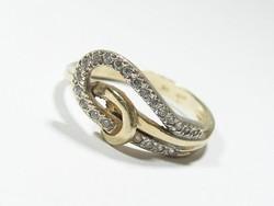 Arany gyűrű (Kecs-Au68036)