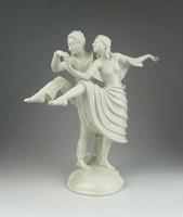 0P022 Hutschenreuther porcelán Carl Werner figura