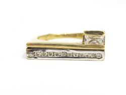 Arany gyűrű (Kecs-Au63998)