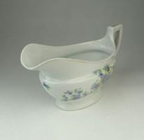 0Q941 Antik porcelán mártásos tál