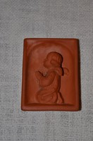 Hummel imádkozó angyal falikép  ( DBZ 00105 )