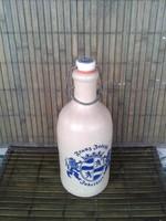 Gránit csatos üveg