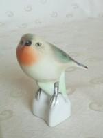 Aquincumi porcelán madár, madárka
