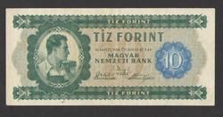 10 forint 1946.  EF++!!  GYÖNYÖRŰ!!