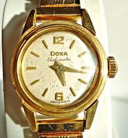 Ladies doxa automatic watch