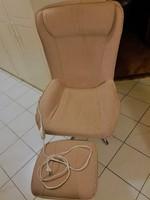 TERMO RELAX  fotel , szék  lábtartóval