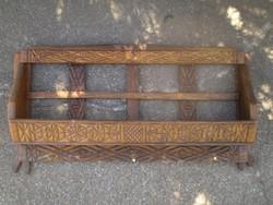 Antik,régi fali polc