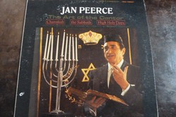 JAN PEERCE  CANTOR  JUDAIKA