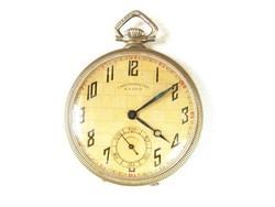 Chronometre Elida svájci ezüst zsebóra 2d23d5ee14