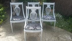 Provence Biedermeier stílusú székek