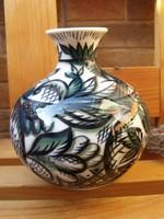 Lomonosov Cobalt Váza