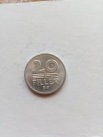 1985-ös 20 Fillér