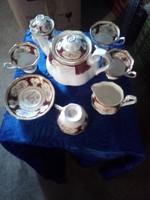 Royal Albert: Lady Hamilton,teáskészlet.4 személyes+2 kávés szettel!