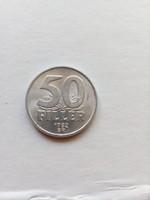 1982-es 50 Fillér