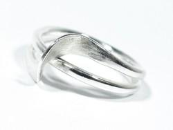 Ezüst gyűrű (Kecs-Ag69046)