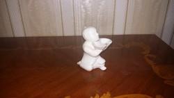 Herendi fehér Kínai szobor
