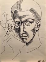 Fekete Csaba grafika