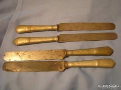 Gabor1234  felhasználónak II.Világháborús kések sas jelzéses alpakka ritkaság tiszti kések