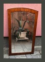 Réges-régi fazettás tükör..