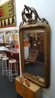Biedermeier tükör, XIX. század