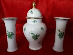 Herendi Apponyi mintás vázák