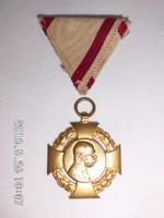 Katonai Jubileumi Kereszt 1908