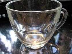 Duralex teás, kávés pohár, csésze