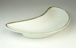 0R017 Régi Altrohlau porcelán csontos tányér