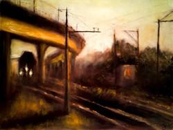 Az utolsó vonat // The last train