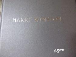 Harry Winston notebook