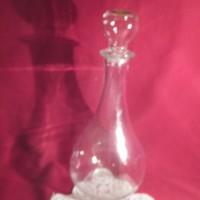 Z01 dugós boros likőrös üveg